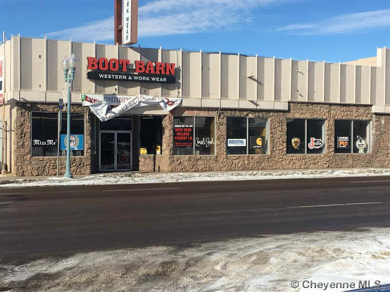 Commercial for Sale at 158 N 3rd St 158 N 3rd St Laramie, Wyoming 82070 United States