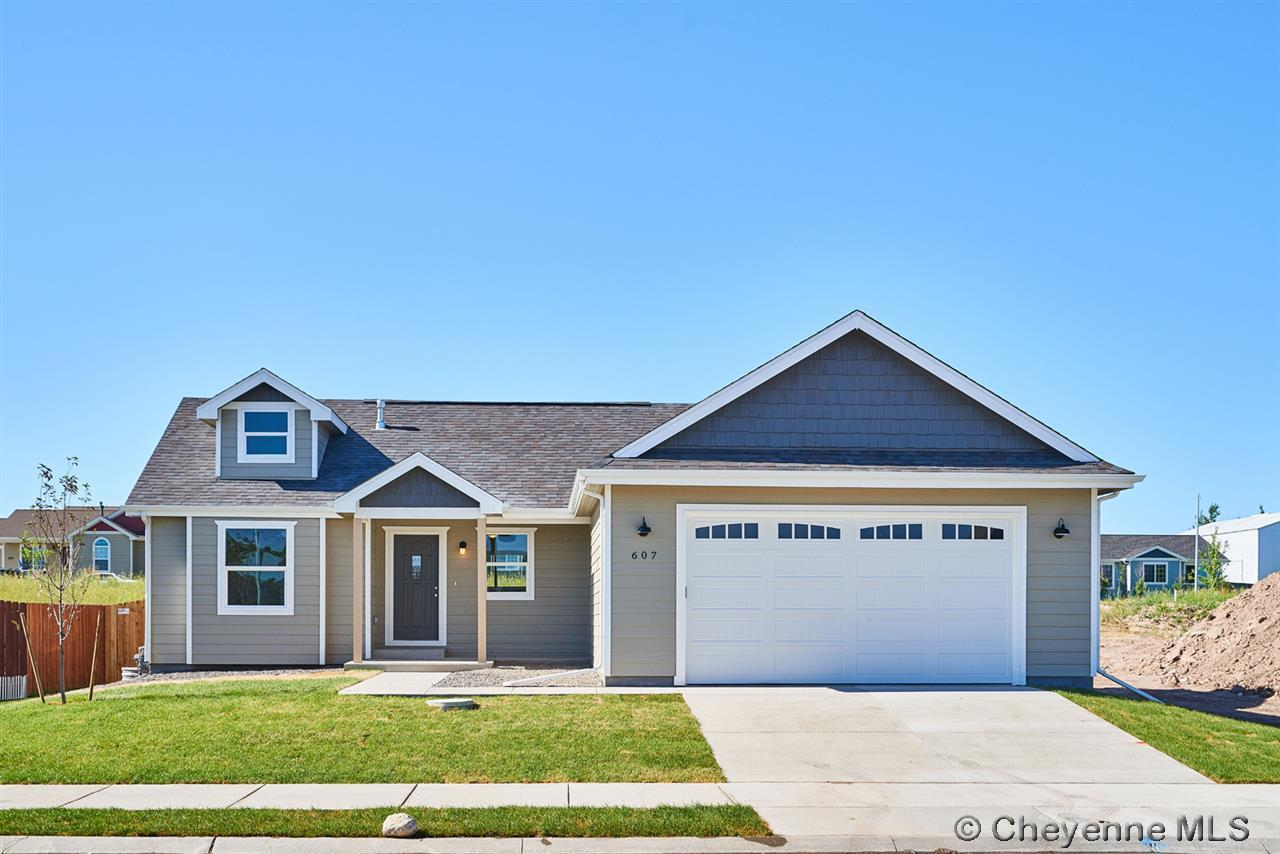 Single Family Home for Sale at Lot 8 Peach St Cheyenne, Wyoming United States