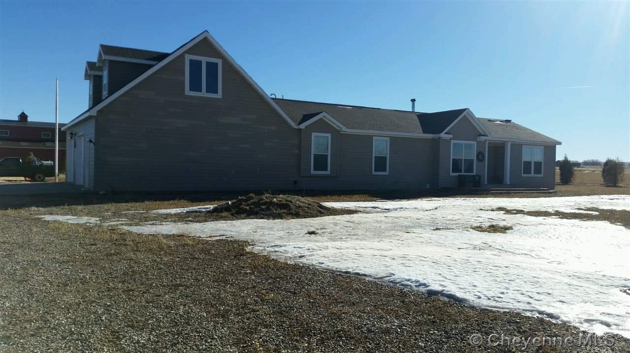 Single Family Home for Sale at 810 Ayers Rd Wheatland, Wyoming United States