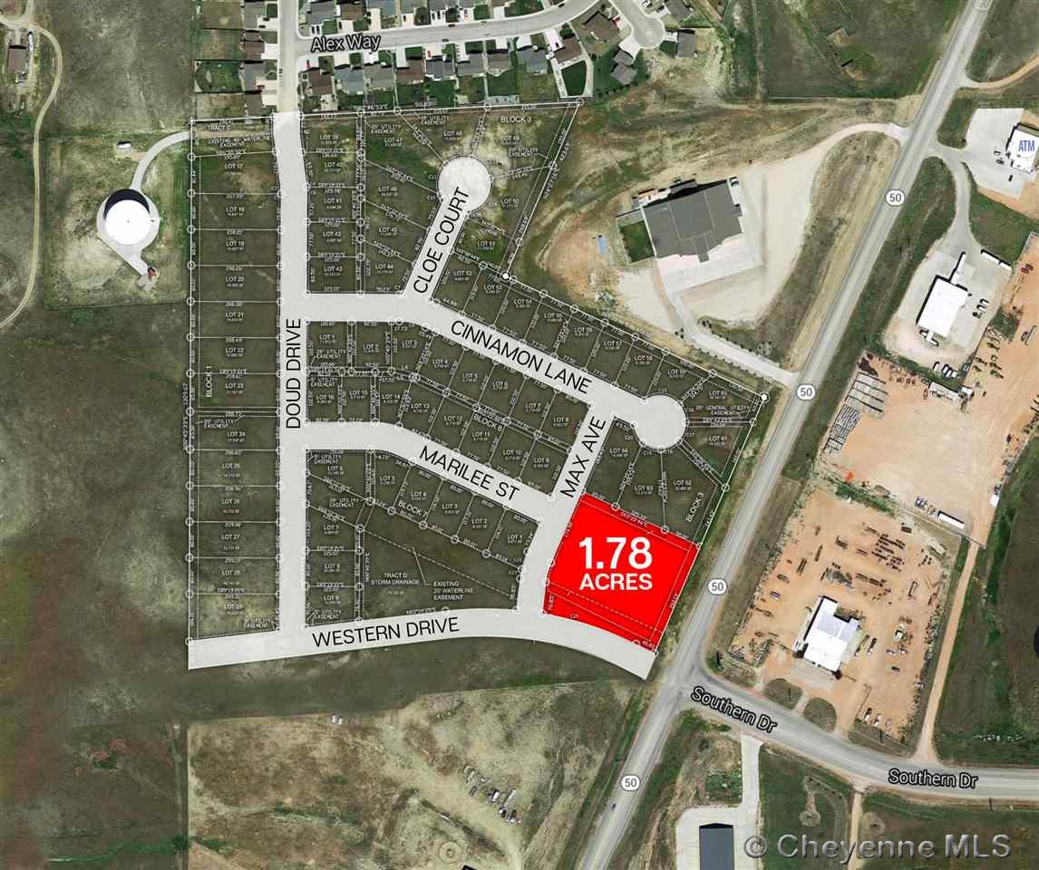 Land for Sale at 0 Tract E State Hwy 50 Gillette, Wyoming 82718 United States