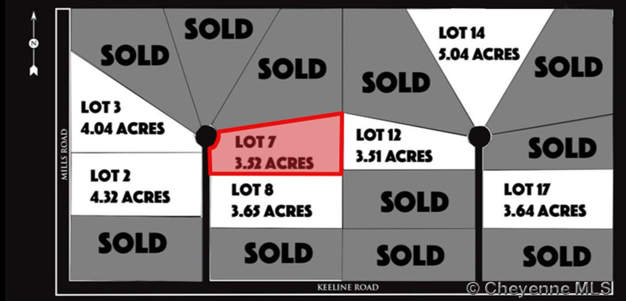 Land for Sale at 9 Jack Ct Wright, Wyoming 82732 United States