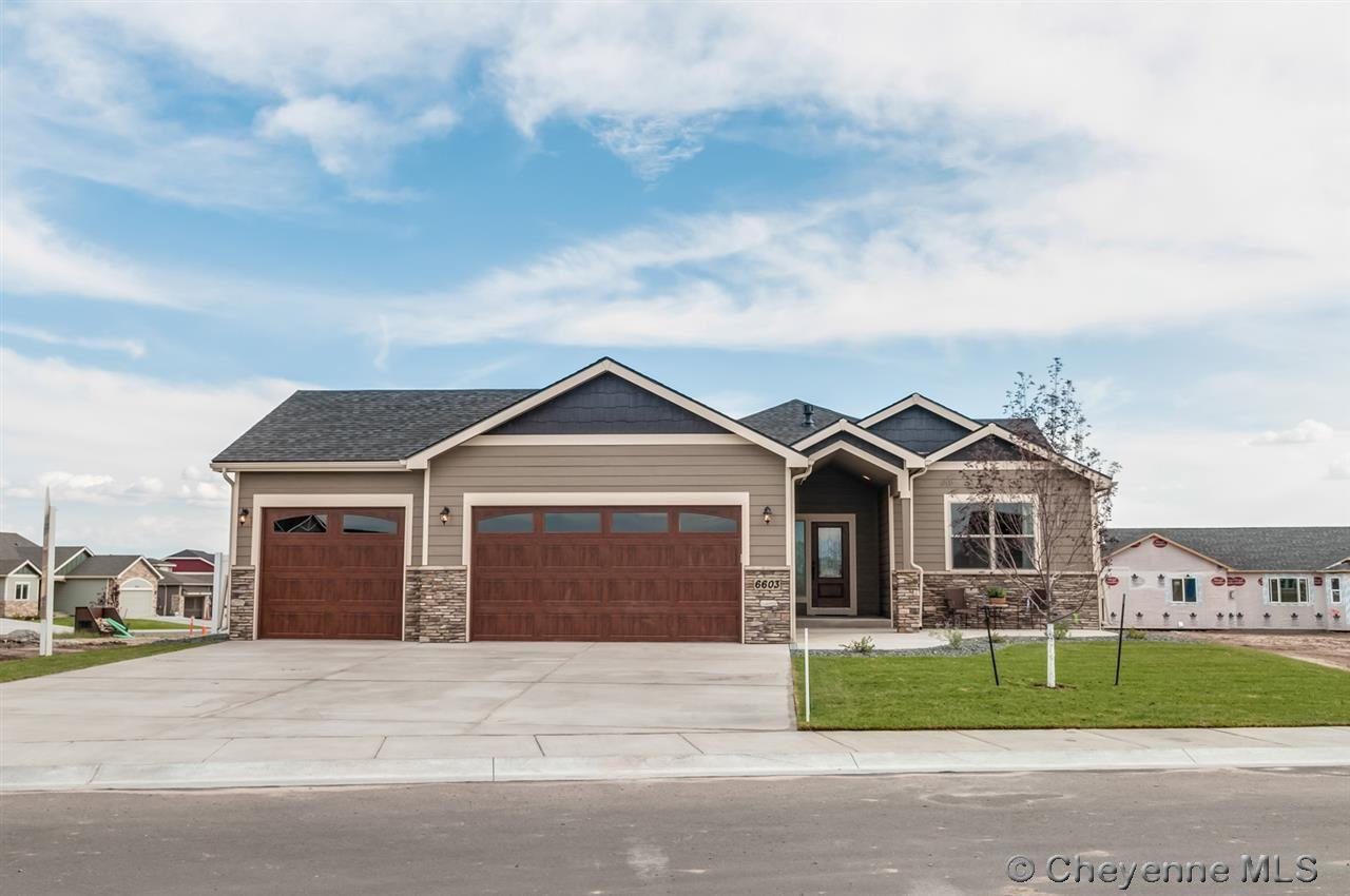 Single Family Home for Sale at Tbd Hess Dr Cheyenne, Wyoming United States