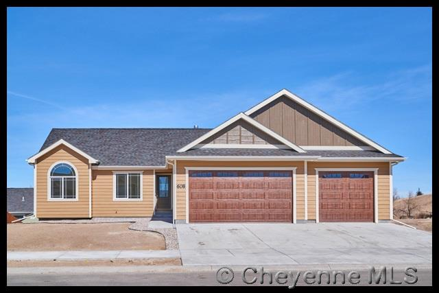 Single Family Home for Sale at 608 Grape St Cheyenne, Wyoming United States