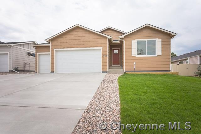 Single Family Home for Sale at Tbd Laramie St Cheyenne, Wyoming United States