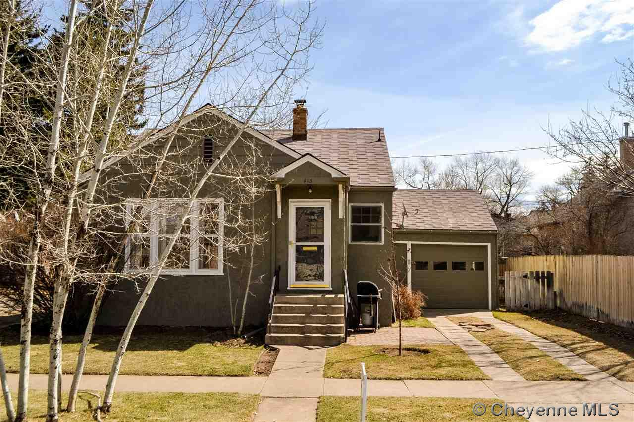 Single Family Home for Sale at 413 S 13th St Laramie, Wyoming United States