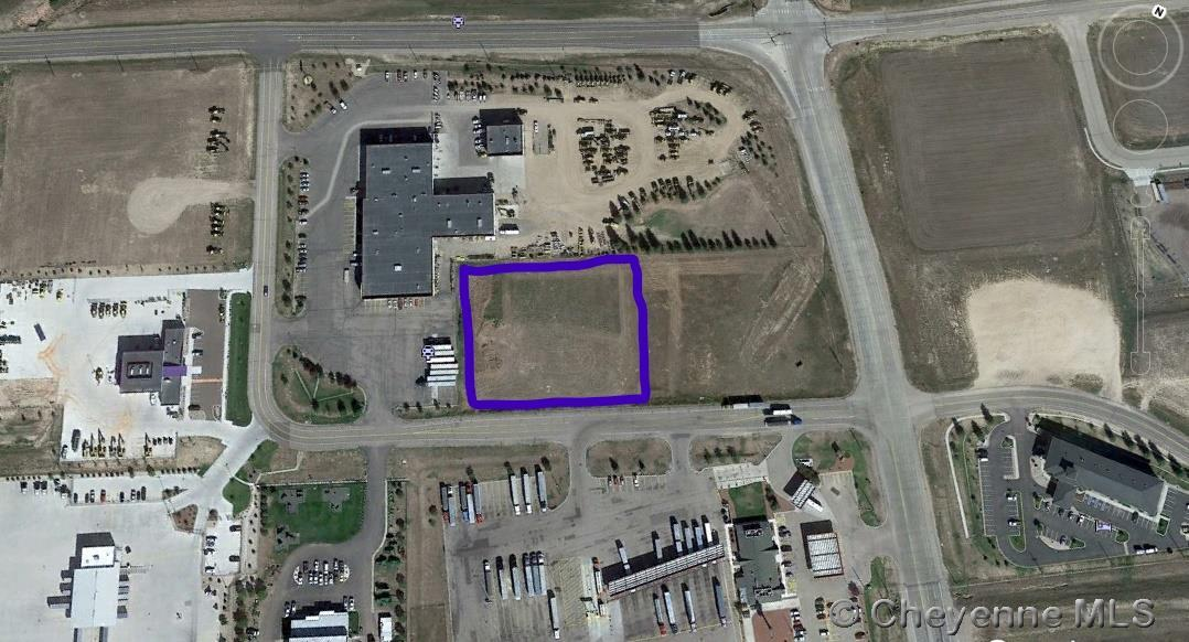 Land for Sale at 7819 Hutchins Dr Cheyenne, Wyoming 82001 United States