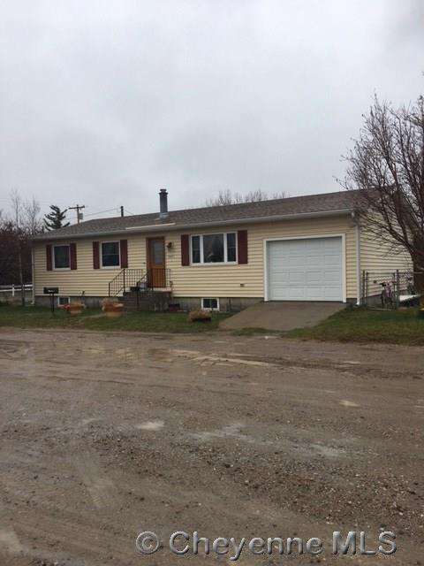 Single Family Home for Sale at 1951 Center St Wheatland, Wyoming United States
