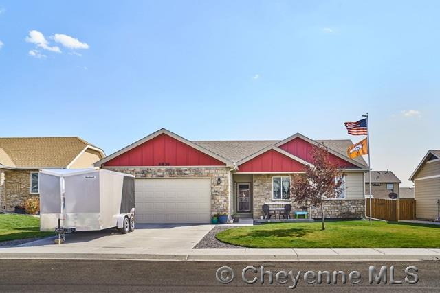 Single Family Home for Sale at 6839 Hitching Post Ln Cheyenne, Wyoming United States