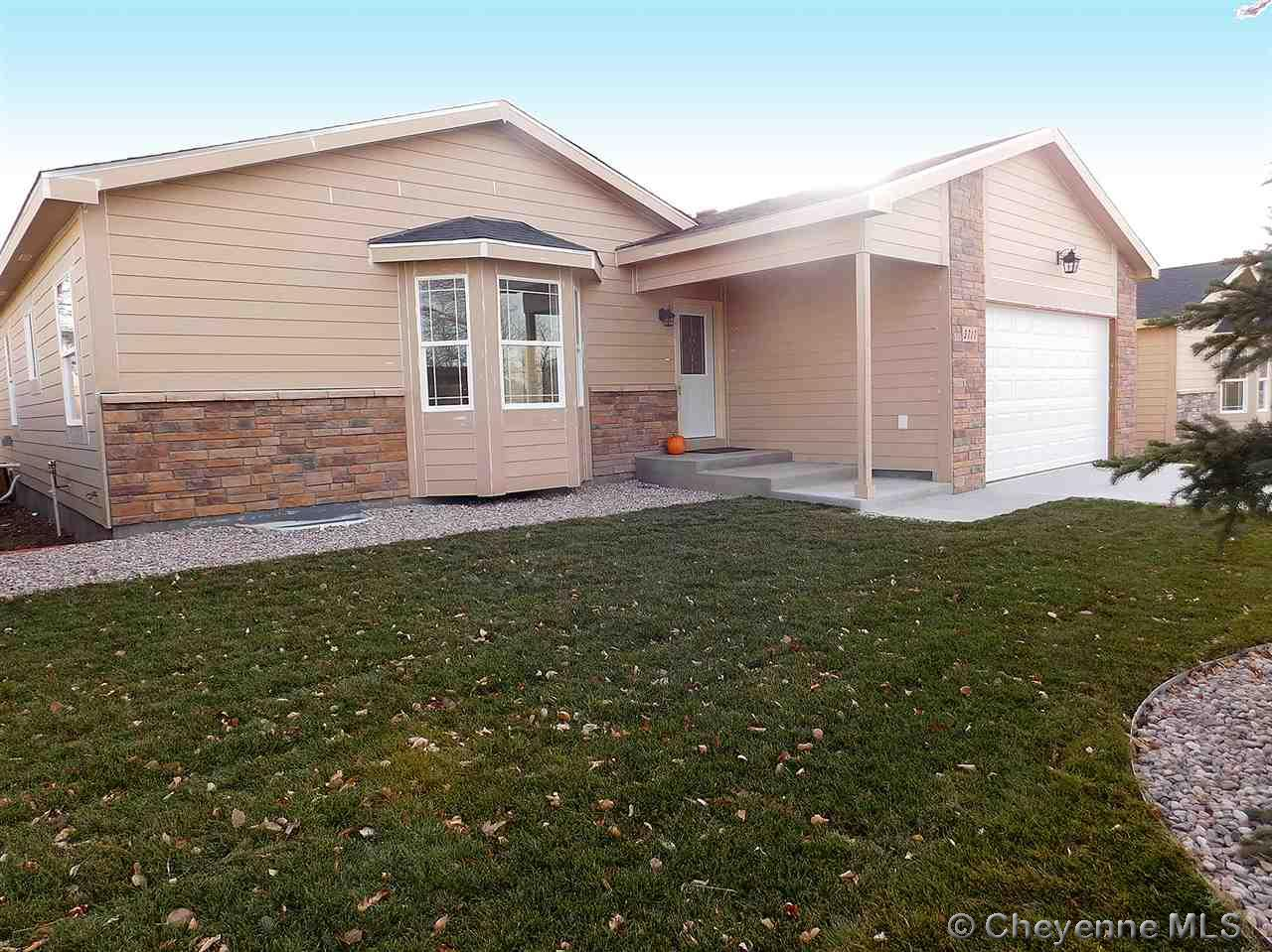 Single Family Home for Sale at 3717 Bevans St Cheyenne, Wyoming United States