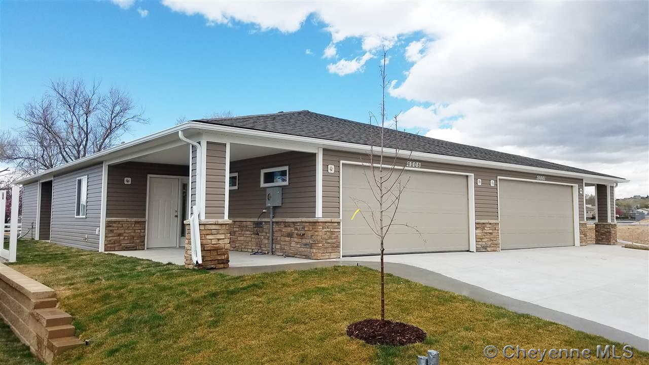 Single Family Home for Sale at 4100 Polk Ave Cheyenne, Wyoming United States