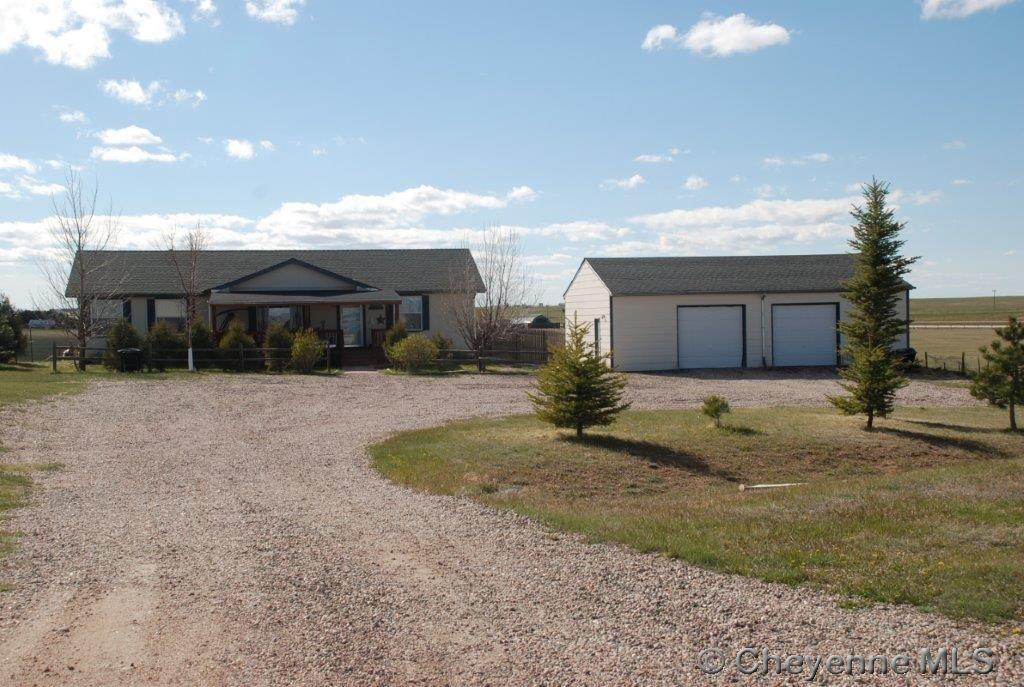 Single Family Home for Sale at 1080 Golden Range Burns, Wyoming United States