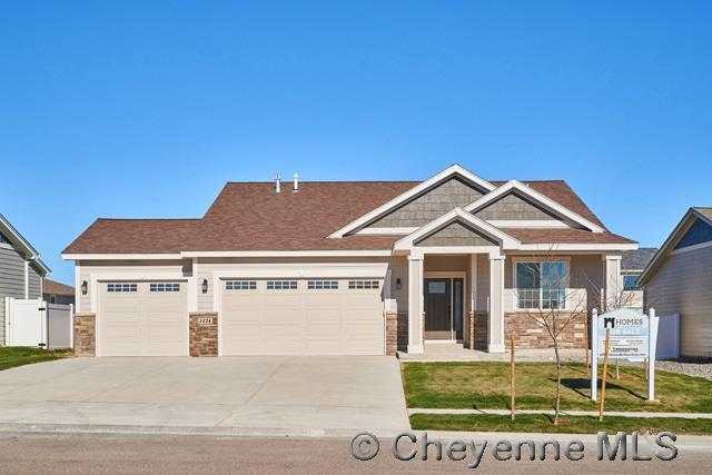 Single Family Home for Sale at 1317 Jessi Dr Cheyenne, Wyoming United States