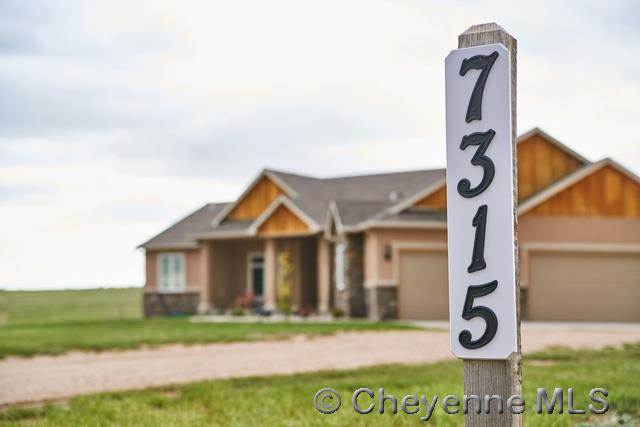 Single Family Home for Sale at 7315 Crested Butte Cheyenne, Wyoming United States