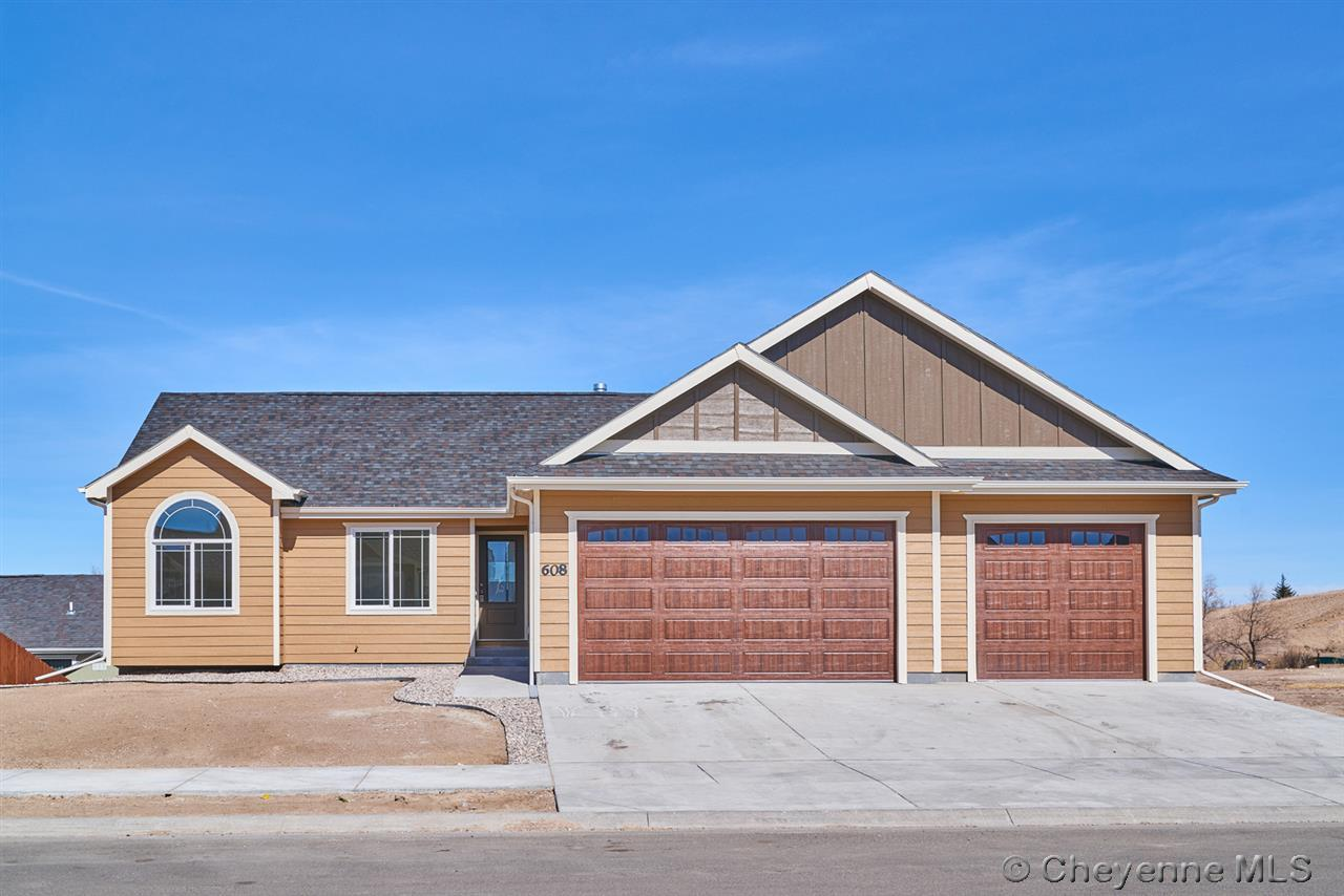 Single Family Home for Sale at Lot 11 Grape St Cheyenne, Wyoming United States