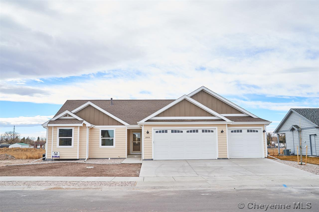 Single Family Home for Sale at Lot 12 Grape St Cheyenne, Wyoming United States