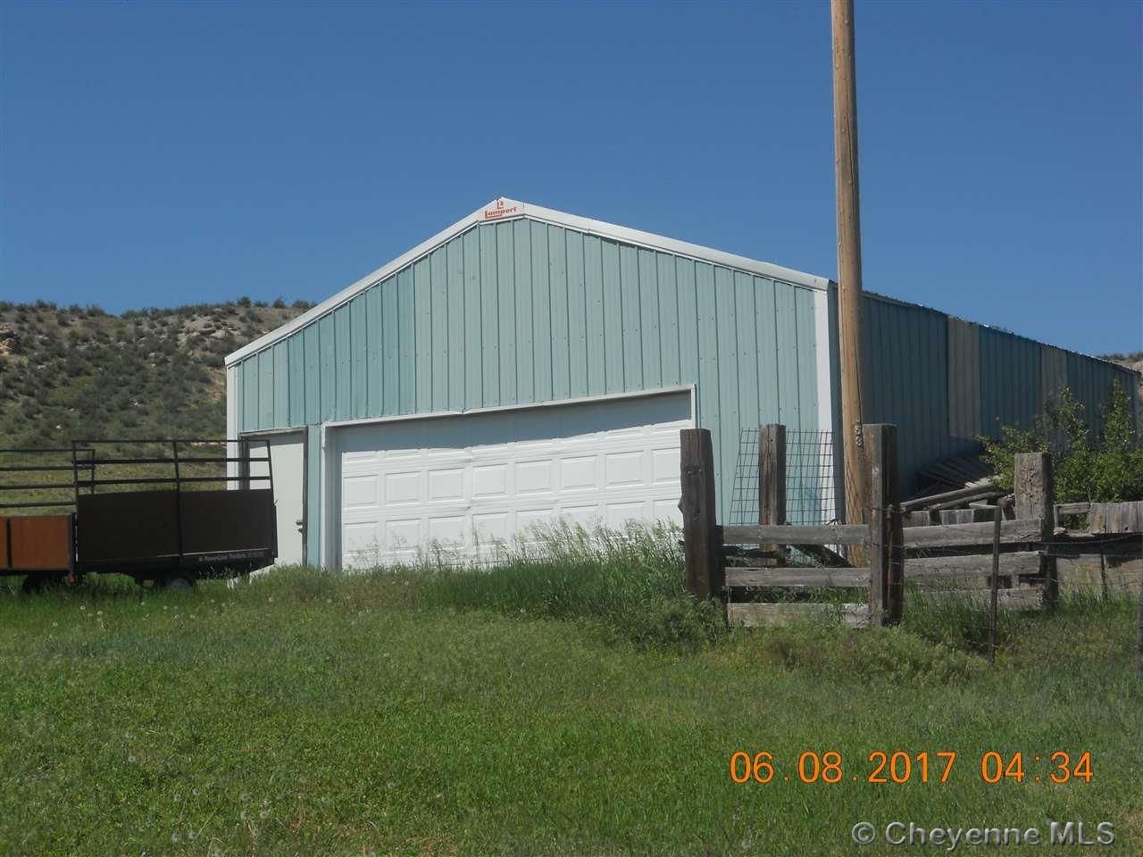 Farm / Ranch for Sale at 49 Bluffs Rd Chugwater, Wyoming 82210 United States