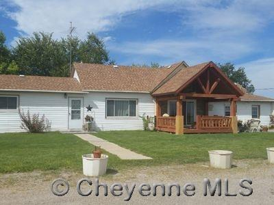 Single Family Home for Sale at 309 E Fairview Rd Wheatland, Wyoming United States