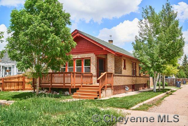 Single Family Home for Sale at 2315 Maxwell Ave Cheyenne, Wyoming United States