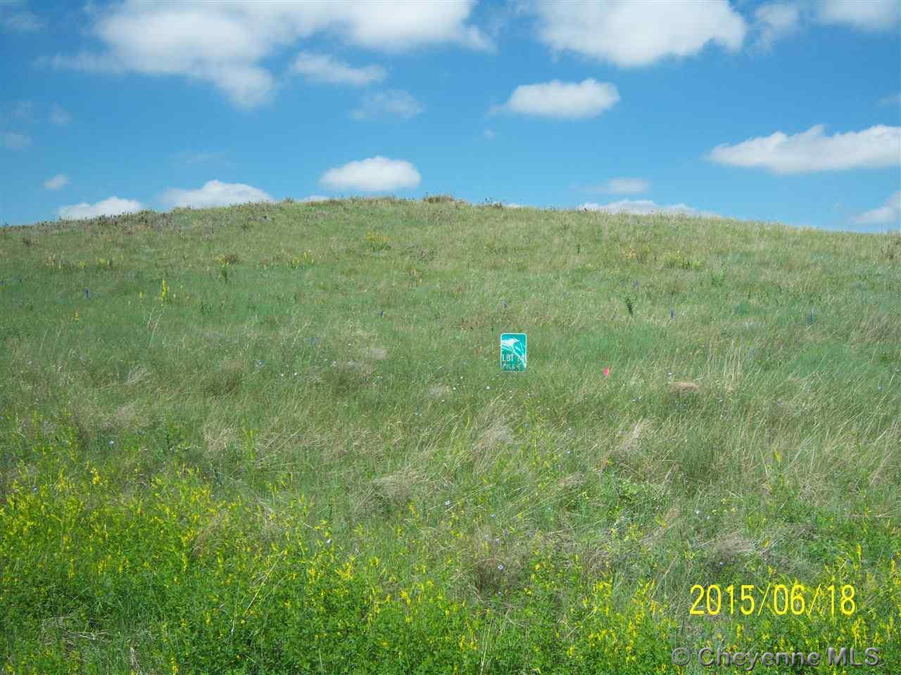Land for Sale at Tbd Painted Horse T Cheyenne, Wyoming 82009 United States
