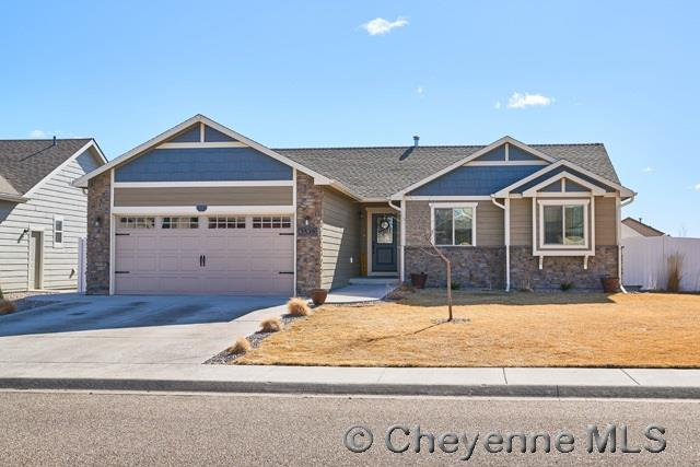 Single Family Home for Sale at 3539 Fire Side Dr Cheyenne, Wyoming United States