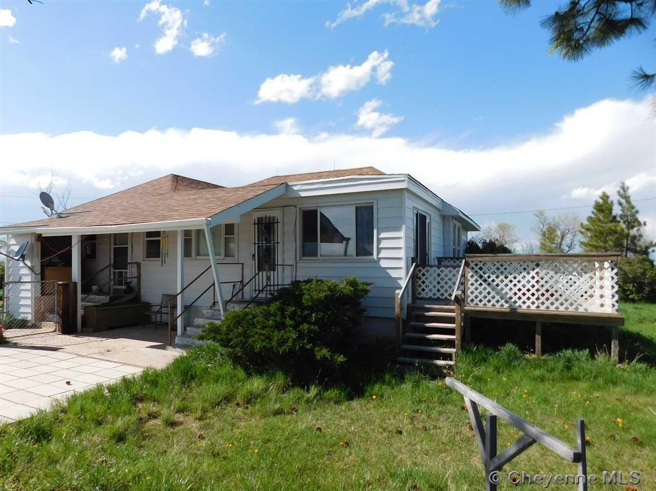 Single Family Home for Sale at 1342 Road 142 Hillsdale, Wyoming United States