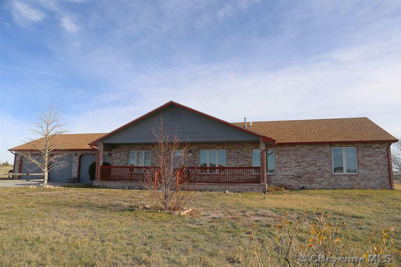 Single Family Home for Sale at 1868 Ranch Loop Cheyenne, Wyoming United States