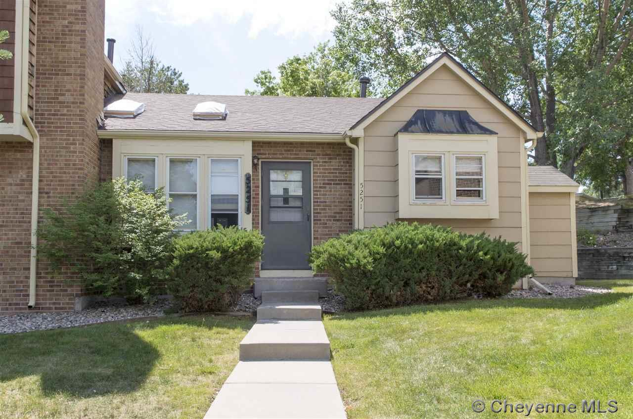 Single Family Home for Sale at 5251 Fishing Bridge Rd Cheyenne, Wyoming United States