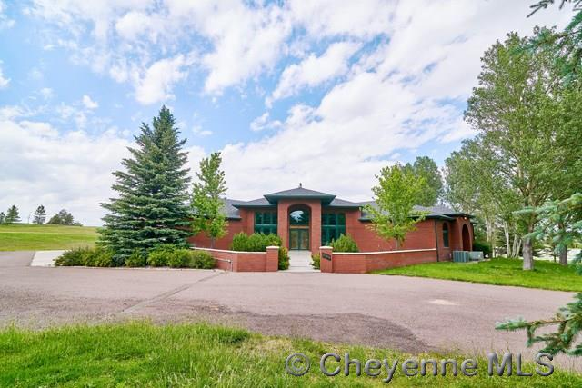Single Family Home for Sale at 1314 W Riding Club Rd Cheyenne, Wyoming United States