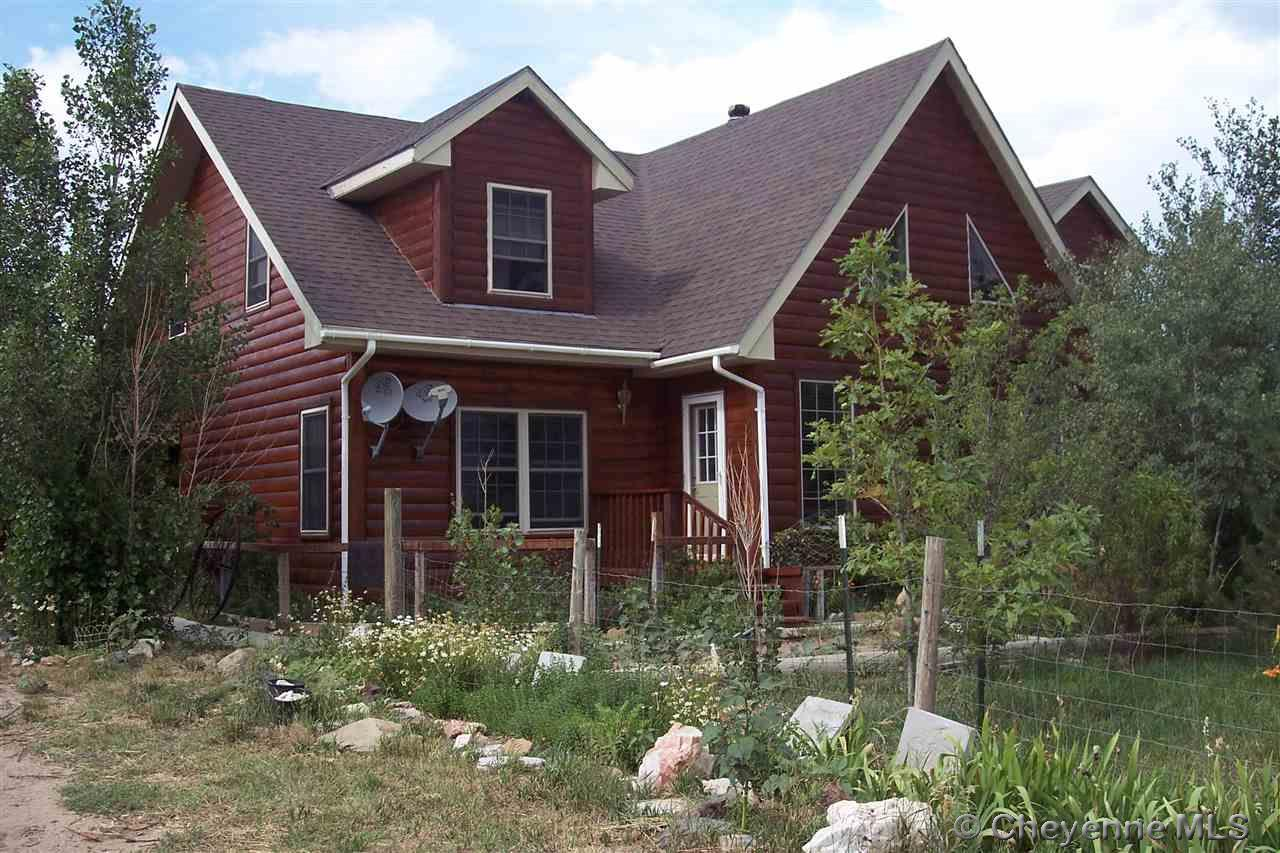 Single Family Home for Sale at 1023 Road 143 Burns, Wyoming United States