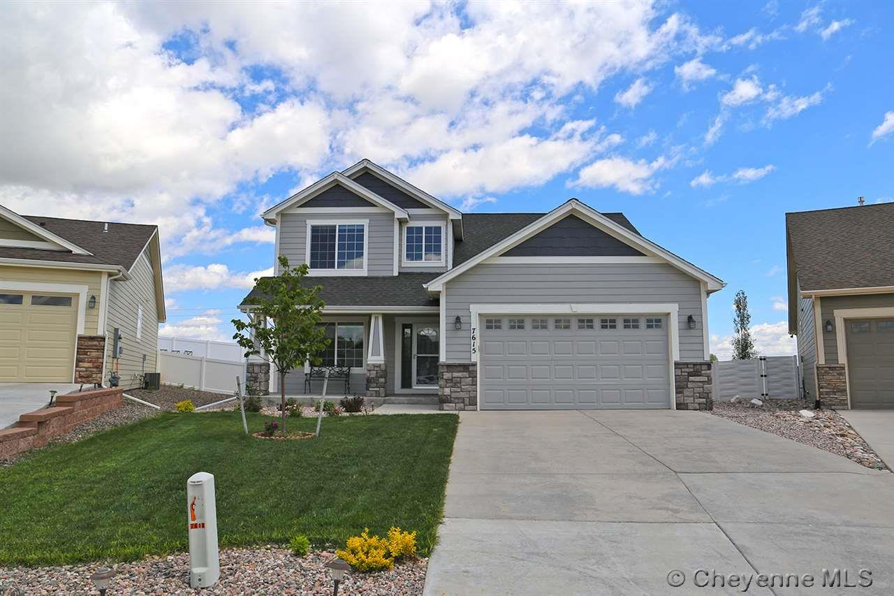 Single Family Home for Sale at 7615 Danni Marie Cheyenne, Wyoming United States