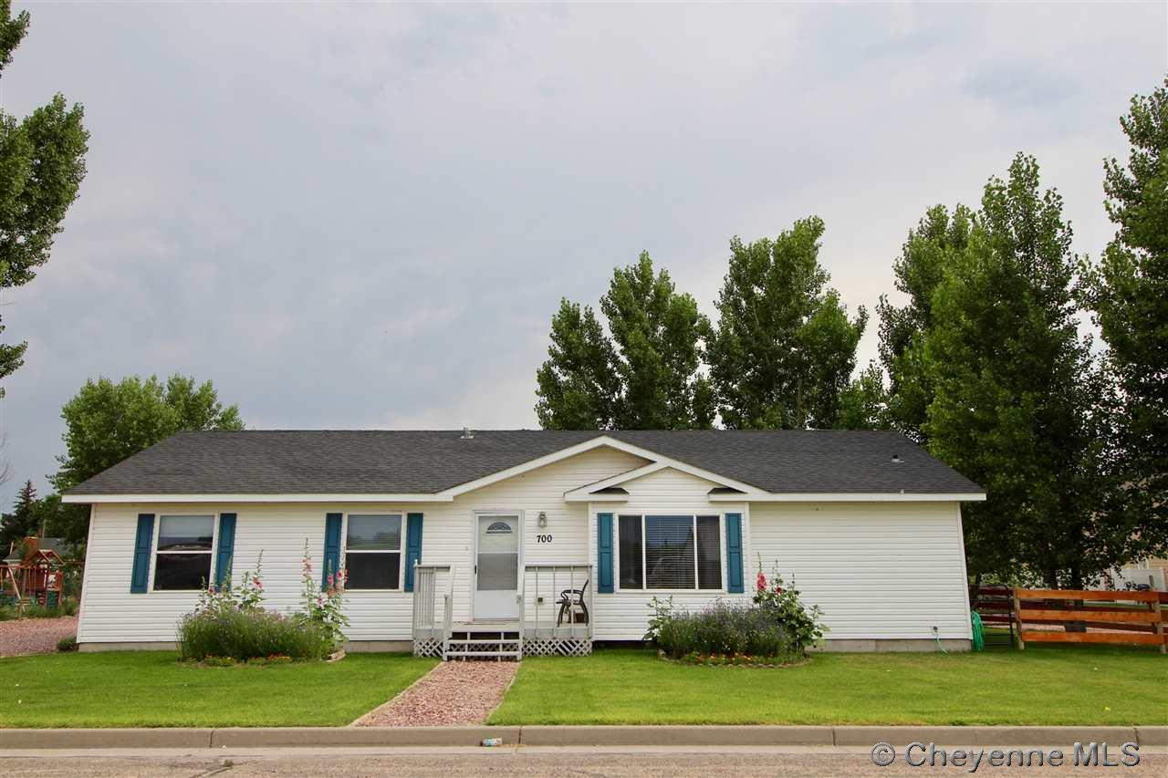 Single Family Home for Sale at 700 W Sunrise Rd Guernsey, Wyoming United States