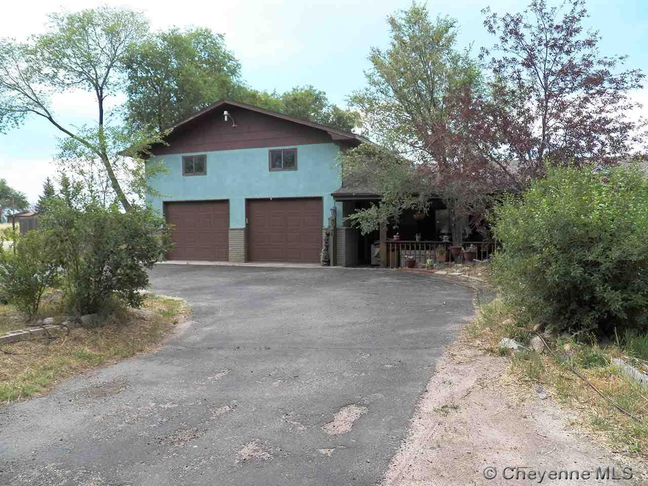 Single Family Home for Sale at 6211 N College Dr Cheyenne, Wyoming United States