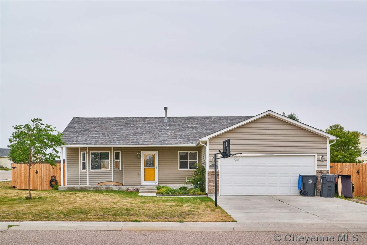 Single Family Home for Sale at 1603 Blues Dr Cheyenne, Wyoming United States