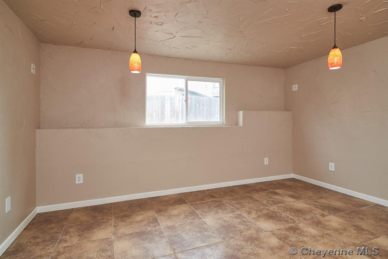 Additional photo for property listing at 1603 Blues Dr Cheyenne, Wyoming United States