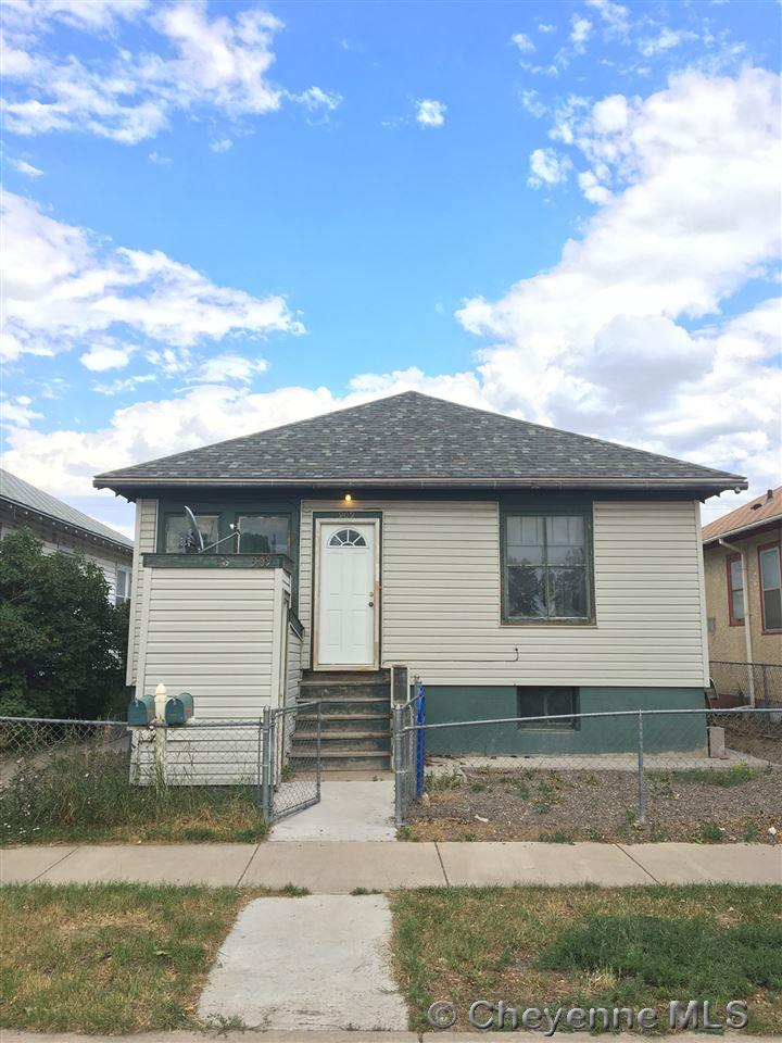 Single Family Home for Sale at 909 S 2nd St Laramie, Wyoming United States