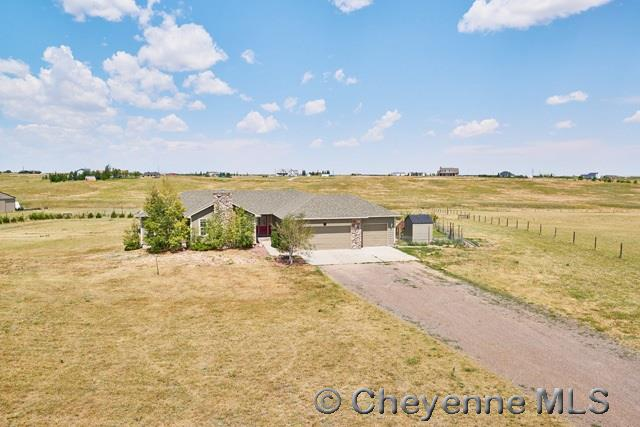 Single Family Home for Sale at 7606 Quarter Circle Cheyenne, Wyoming United States