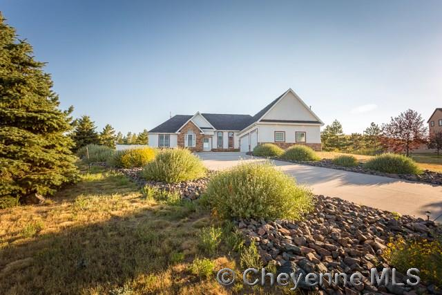 Single Family Home for Sale at 2485 Painted Horse T Cheyenne, Wyoming United States