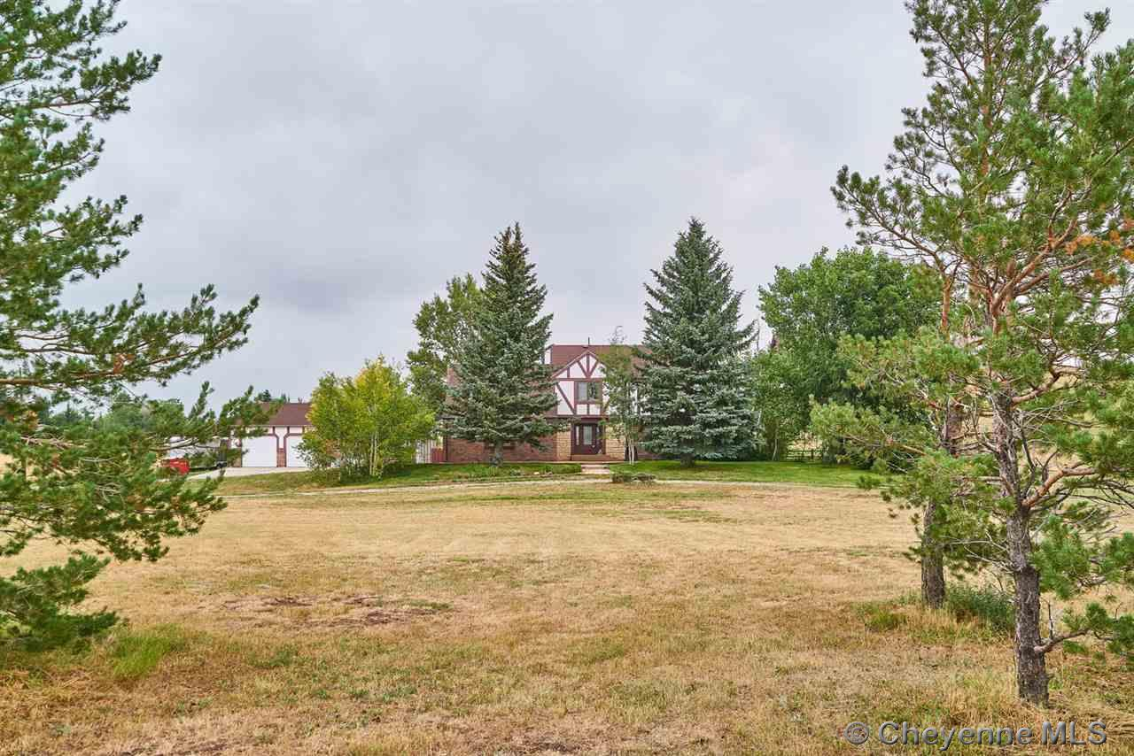 Single Family Home for Sale at 8704 Cowpoke Rd Cheyenne, Wyoming United States