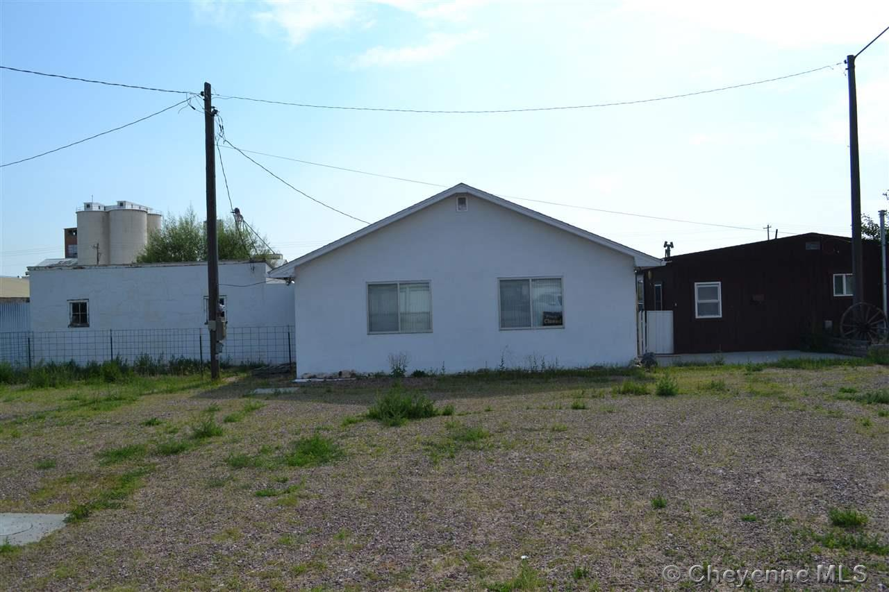 Commercial for Sale at 1808 9th St Wheatland, Wyoming 82214 United States