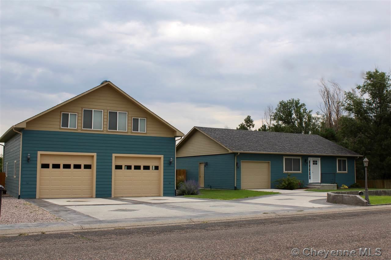 Single Family Home for Sale at 756 Cole St Wheatland, Wyoming United States