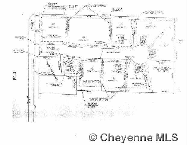 Land for Sale at Progress Lot #5 16th St Wheatland, Wyoming 82201 United States