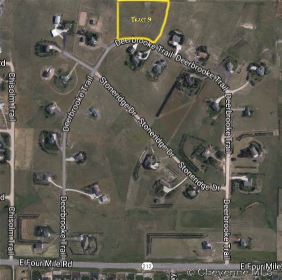 Land for Sale at Tr 9 Deerbrooke Trl Cheyenne, Wyoming 82009 United States