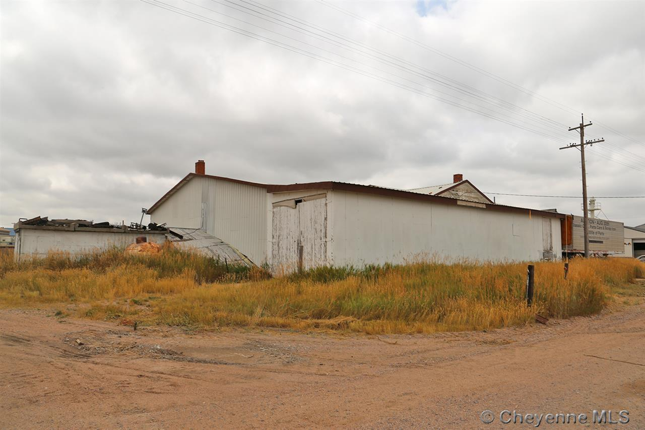 Commercial for Sale at 202 Industrial Rd 202 Industrial Rd Pine Bluffs, Wyoming 82082 United States