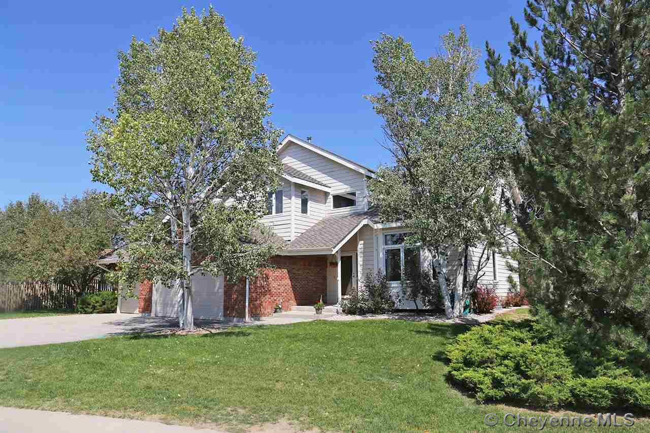 Single Family Home for Sale at 7227 Bridle Dr Cheyenne, Wyoming United States