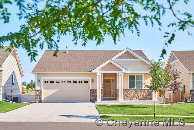 Single Family Home for Sale at 1218 Wendy Ln Cheyenne, Wyoming United States