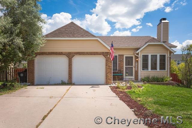 Single Family Home for Sale at 4809 Shell Beach Ave Cheyenne, Wyoming United States