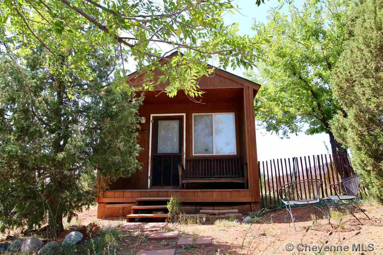 Single Family Home for Sale at 27 Reservoir Rd Glendo, Wyoming United States