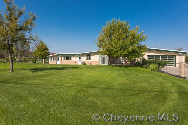 Single Family Home for Sale at 503 Maple St Pine Bluffs, Wyoming United States