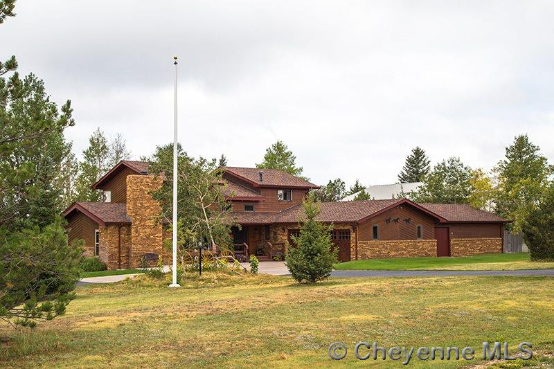 Single Family Home for Sale at 1505 Silver Spur Rd Cheyenne, Wyoming United States