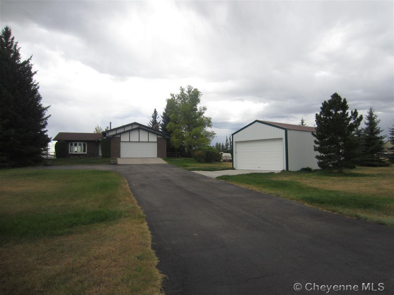 Single Family Home for Sale at 719 Bonanza Trl Cheyenne, Wyoming United States
